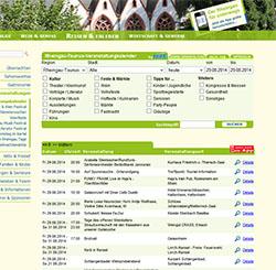 Veranstaltungskalender Rheingau
