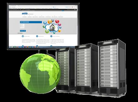 Webservice Angebot der Info Networking GmbH
